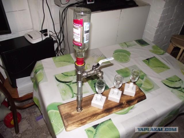 Наливатор - Подарок на днюху