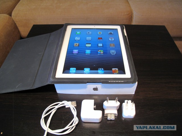 Продам Apple Ipad 4 WI-FI 16 GB