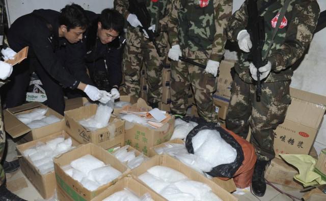 В КНДР рабочих кормят метамфетамином для ускорения строительства зданий