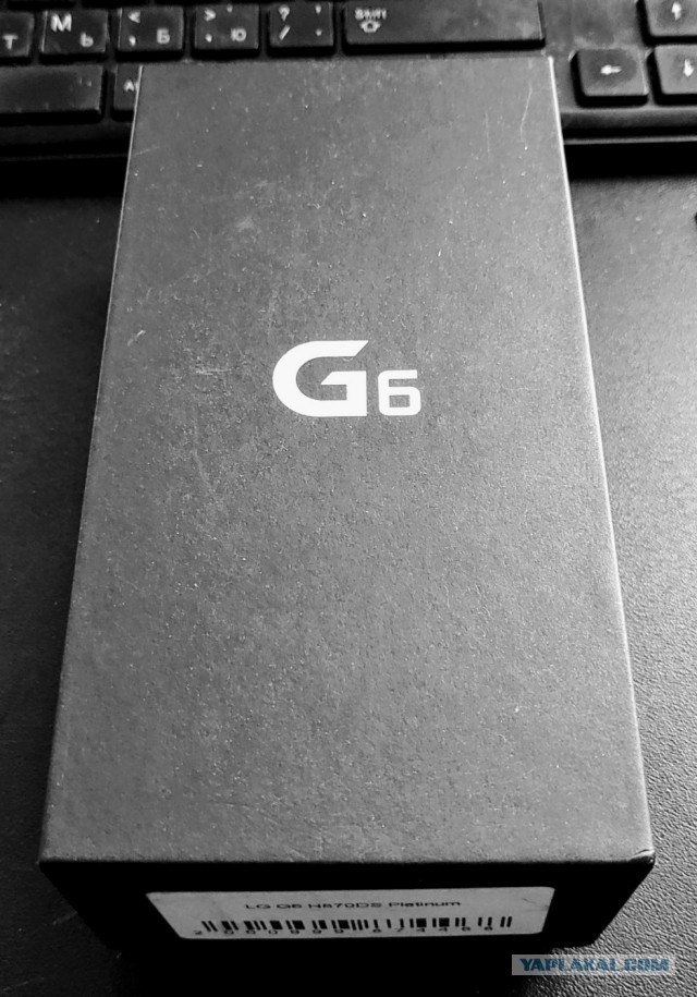 LG G6 4/64