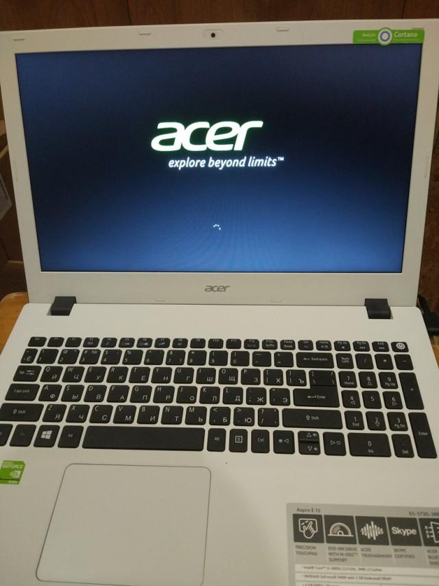 Продам лёгкий ноутбук Acer. i3, 940m, 4gb ram. Новый, на гарантии.