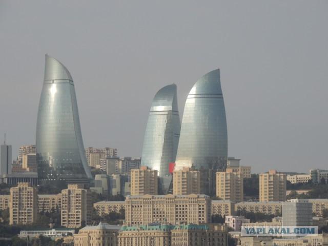 Один день в Баку. Проездом, так сказать
