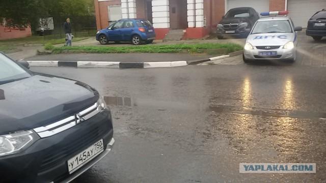 Парковка по-новосибирски
