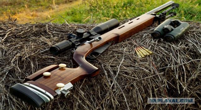 Наши руки не для скуки: тюнинг винтовки Мосина