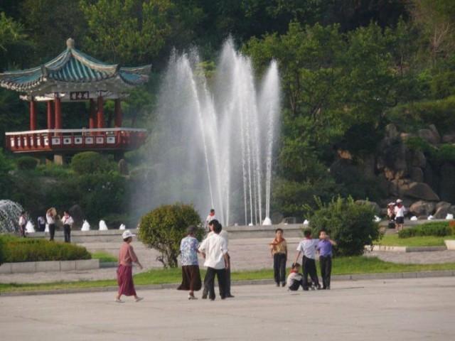 Фотоотчет из Северной Кореи