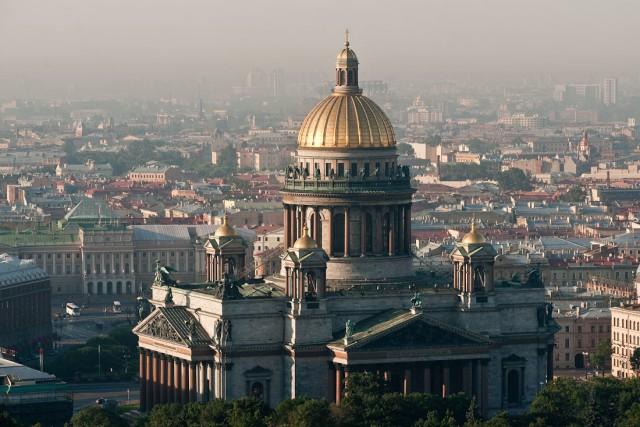 Избирком подготовил разрешение на референдум о передаче Исаакиевского собора РПЦ