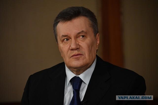 Украинский прокурор предложил создать спецгруппу для захвата Януковича в РФ