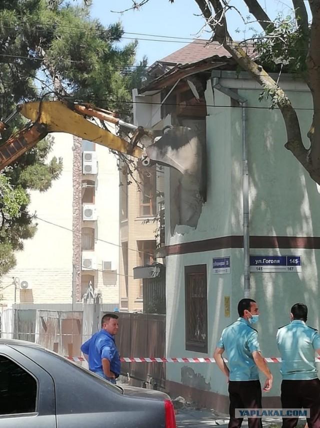 В Анапе инвалид лишилась жилья после конфликта с зам. начальника следственного комитета