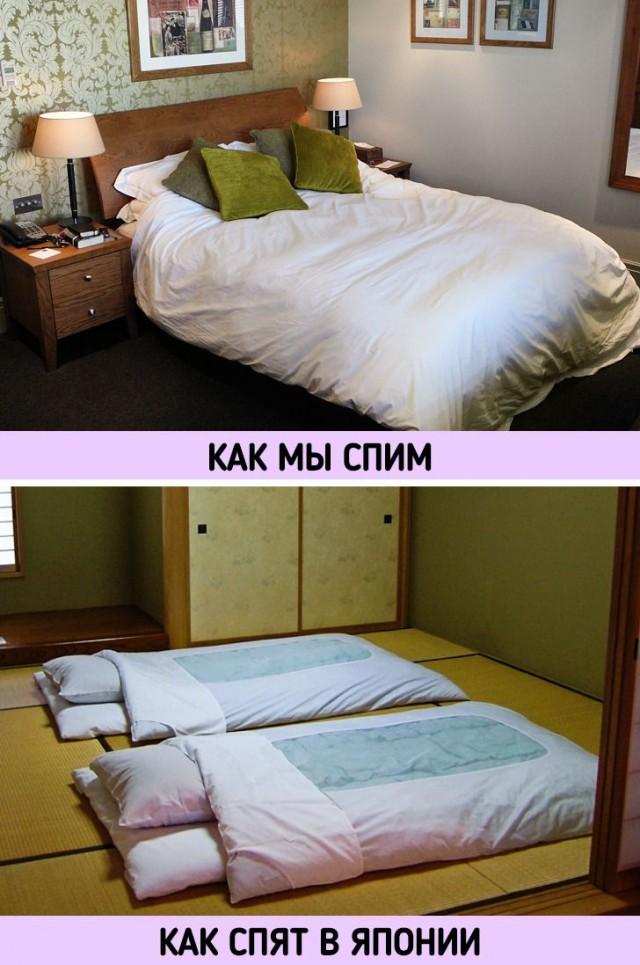 12 особенностей японских квартир