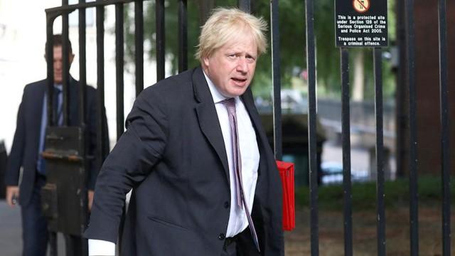 Глава МИД Британии Джонсон подал в отставку