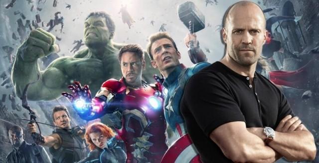 Джейсон Стэтхэм отказался от сотрудничества с Marvel
