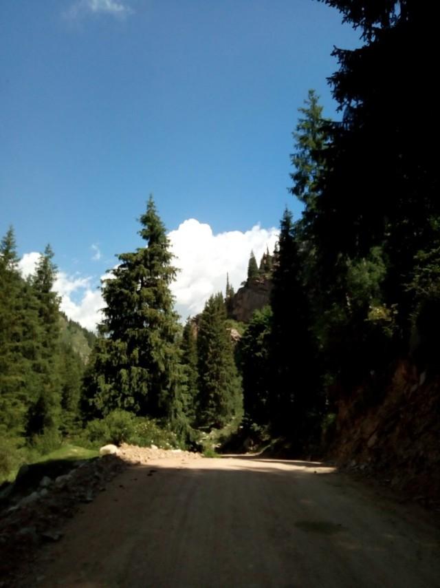 Отпуск на Иссык-Куле