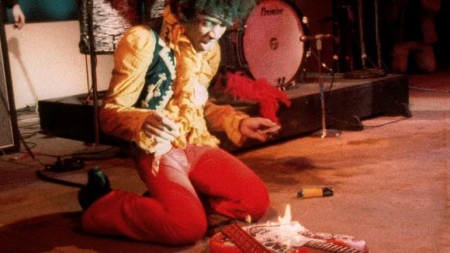 Jimi Hendrix - история рока