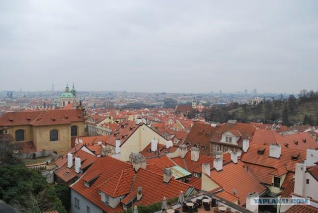 Жизнь в Чехии глазами русского студента