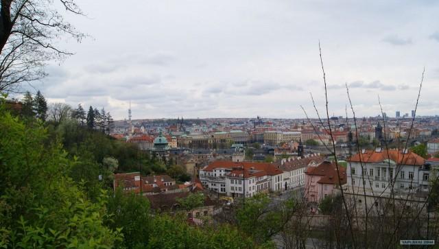 Поездка в Чехию, Германию и Австрию