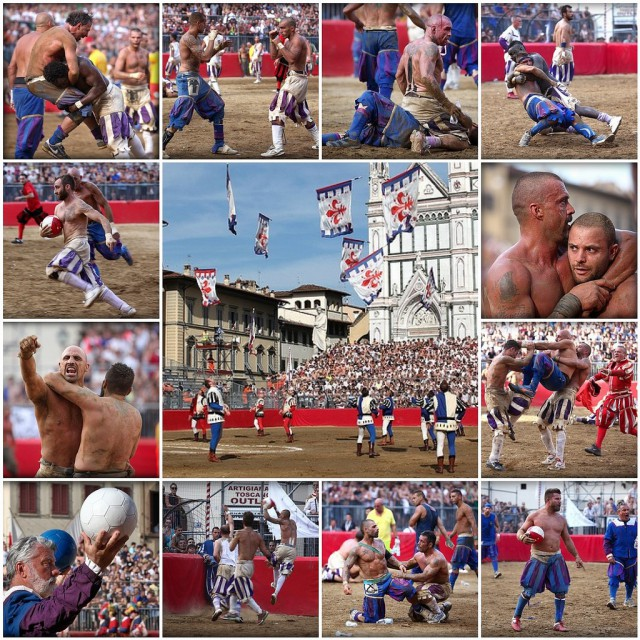 Самый жестокий спорт в мире
