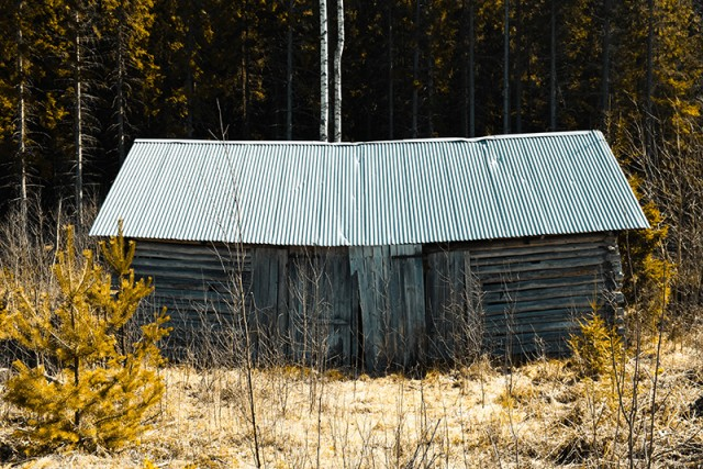 Для любителей заброшки. Финляндия