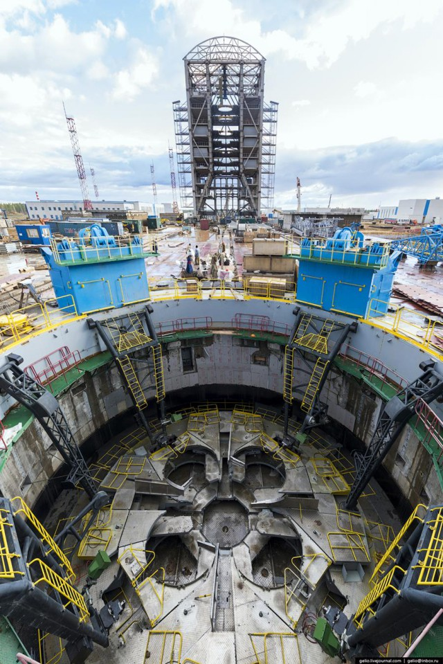 New Russian Cosmodrome - Vostochniy - Page 2 5942367
