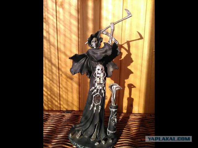 Куплю статуэтку смерть с косой