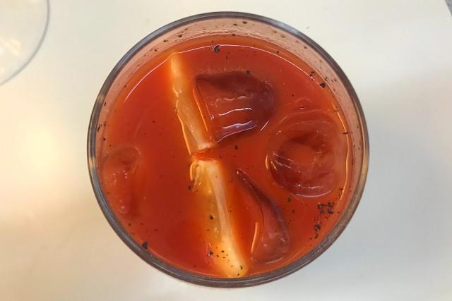 Что будет, если заказать в Италии томатный сок