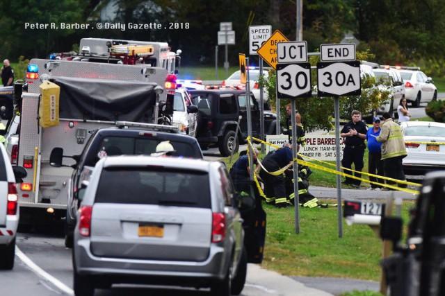 20 человек погибли в ДТП со свадебным лимузином в Нью-Йорке