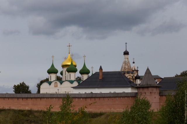 Провинциальная Россия. Суздаль