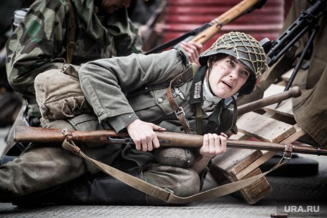 Британцы и американцы уверены в своей победе над Третьим рейхом