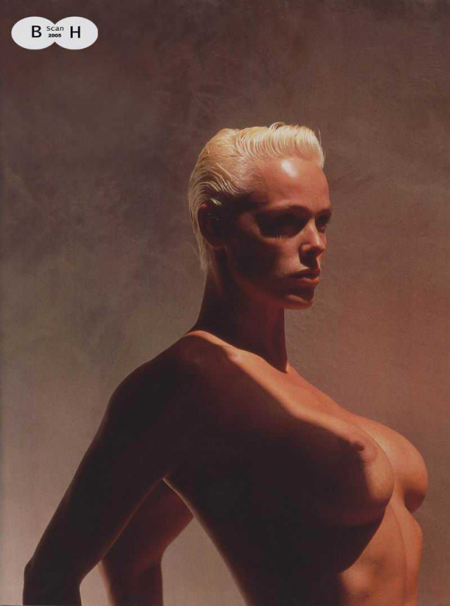 The special edition: Brigitte Nielsen