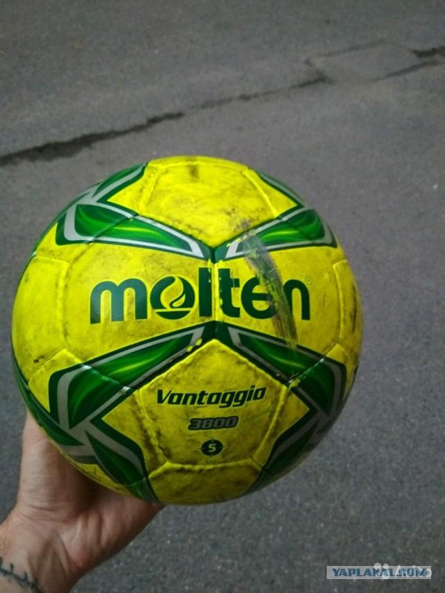 Продам мяч футбольный. Спб.