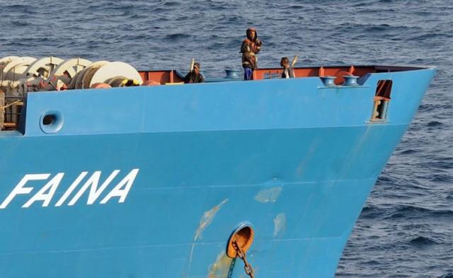 Сомалийские пираты (12 фото)