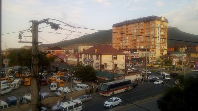 Рабочая поездка в Махачкалу