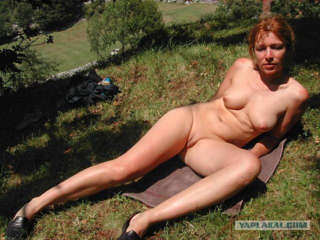 фотосессии голых баб на ранчо фото