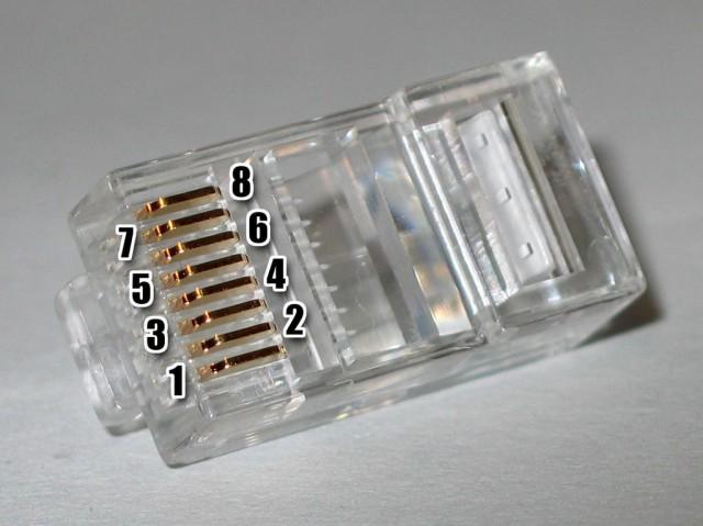 Новый стандарт Ethernet 802.3bz: до 5 Гбит/с на неэкранированной витой паре.