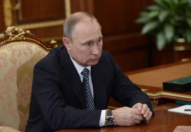 Путин пообещал подумать о выдвижении своей кандидатуры на выборах президента
