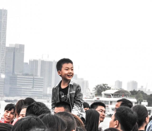 Путешествие в Шанхай