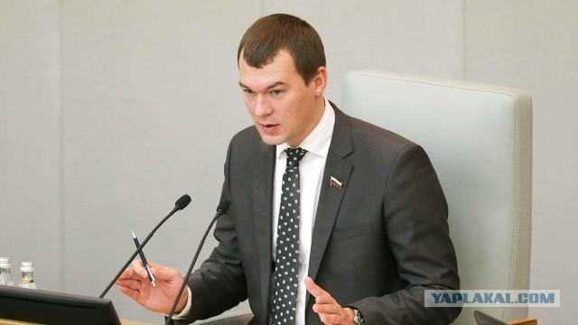«У нас в Москве бомжи гораздо лучше одеваются»: Михаил Дегтярев раскритиковал хабаровчан за отсутствие стиля в одежде