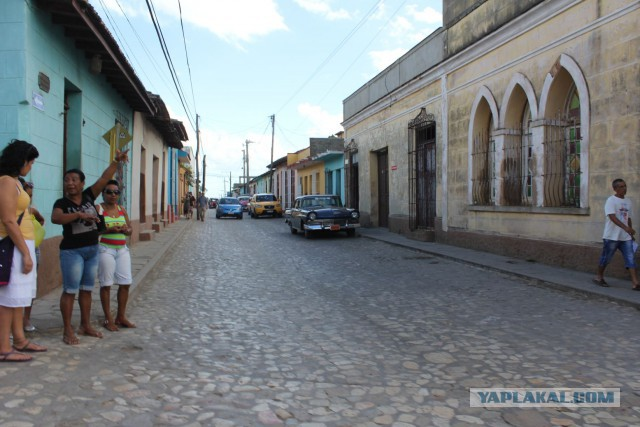 Куба любовь моя - Patria o muerte