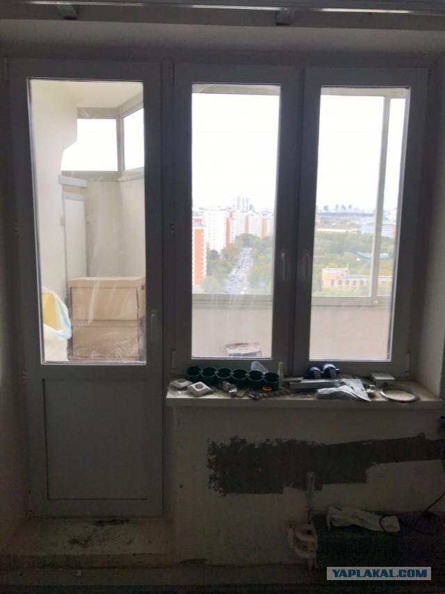 окна ПВХ б/у отдам