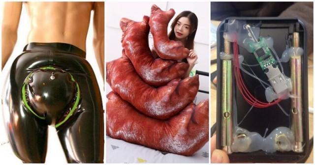Made in China: 20 странных и сумасшедших товаров, доказывающих, что Китай - другая Вселенная