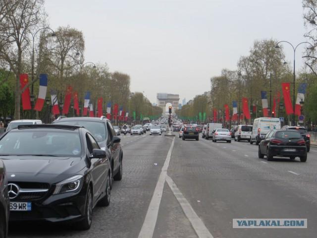 Как я ездил стажироваться во Францию