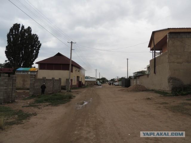 Моя поездка в Бишкек и на Иссык-Куль июль 2016