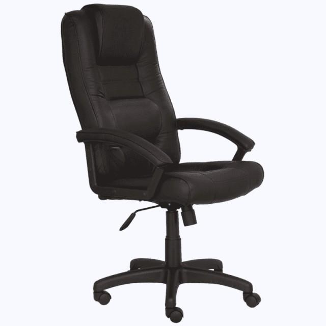 Продам новое кресло руководителя,кожа.