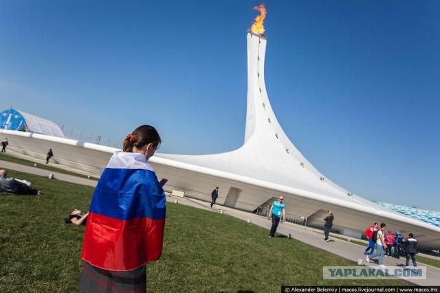 Олимпиада в Сочи: как это было на самом деле