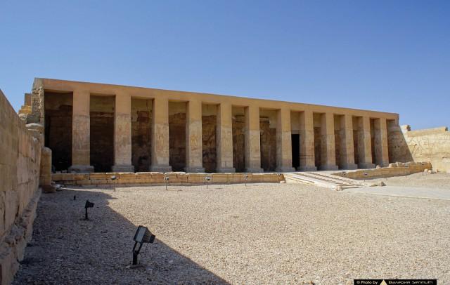 Погружение в атмосферу древнеегипетского храма