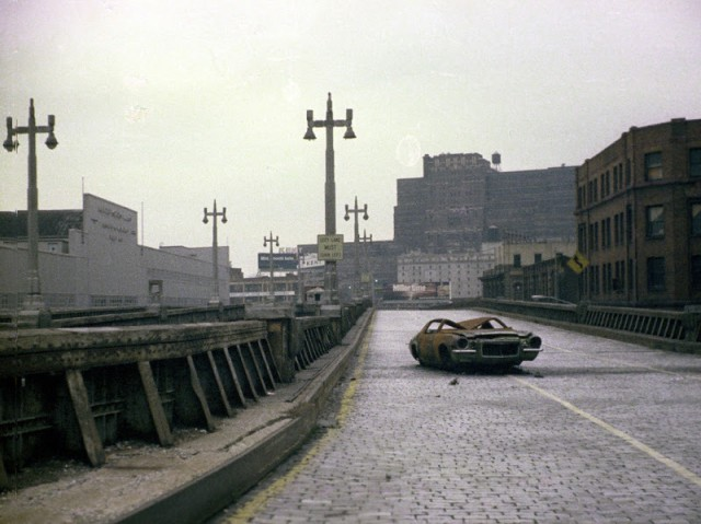 Упадок Нью-Йорка 70х годов