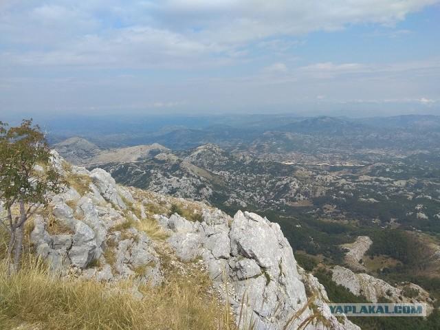 Бомж-тур в Черногорию