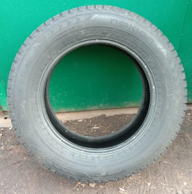 Резина шипованная 265/60 R18 114T XL