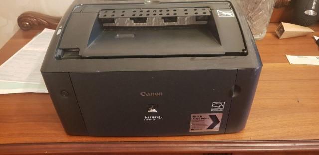 Принтер Canon LBP3010b за копейки
