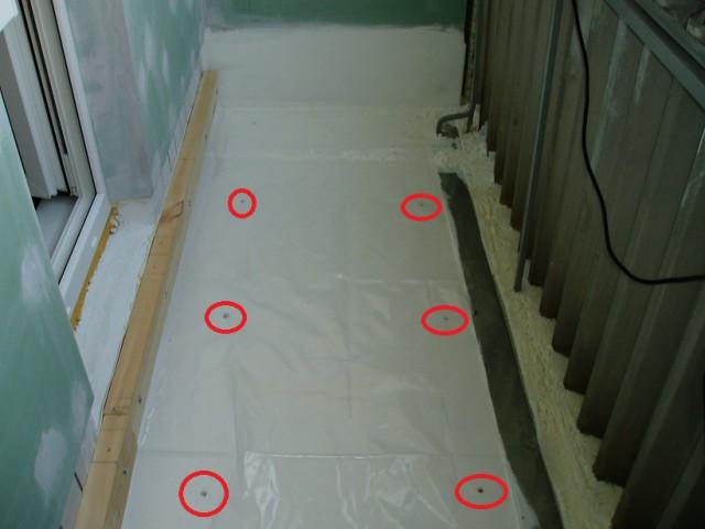 Житие в ремонте - 2: Балкон