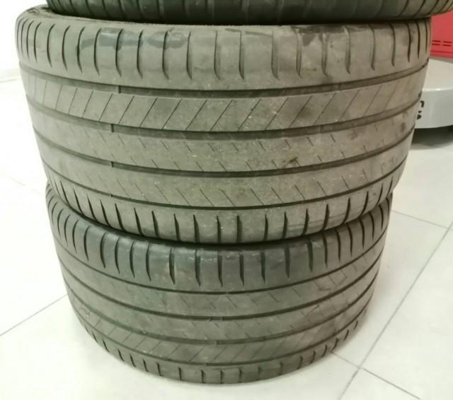 Продам шины Michelin R21 265/40 лето